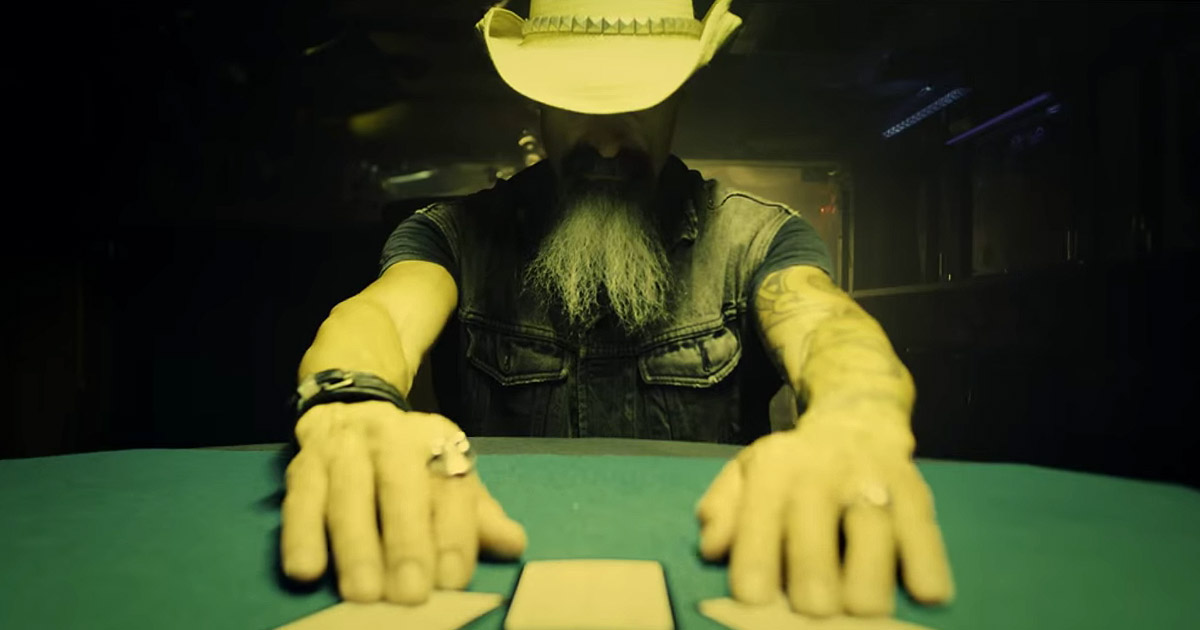 Motörhead y el vídeo de 'When The Sky Comes Looking For You'