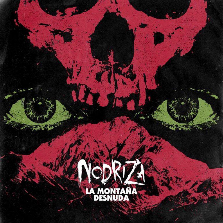 Nodriza revelan la portada y detalles de su próximo album