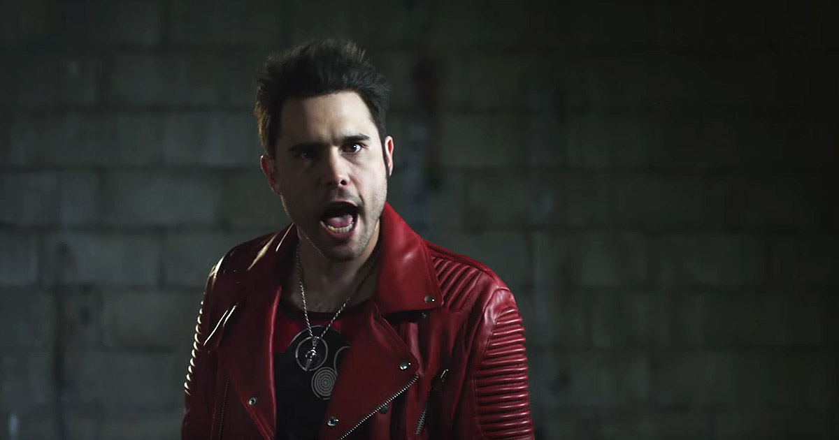 Trapt y el vídeo de 'It's Over'