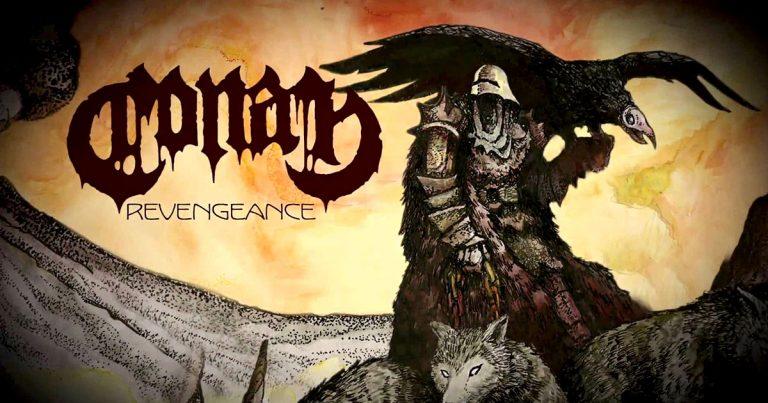 Conan 'Revengeance', crítica y portada