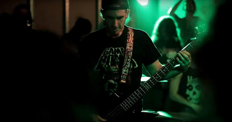 Embryonic Cells y el vídeo de 'The Eye Of Thousand Wrinkles'