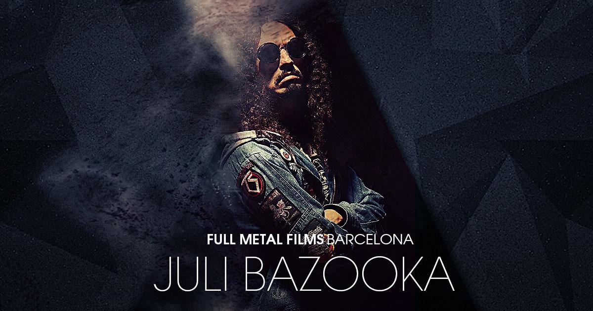 Entrevista con Juli Bazooka