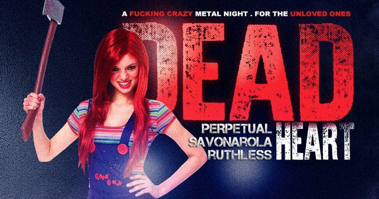 Entrevista con los grupos de la Dead Heart Metal Night