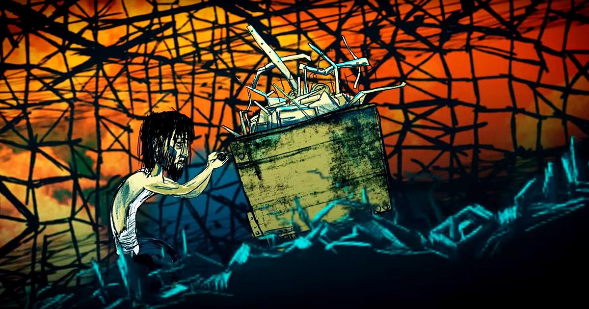 Hamlet y el vídeo de 'Ser o no ser'