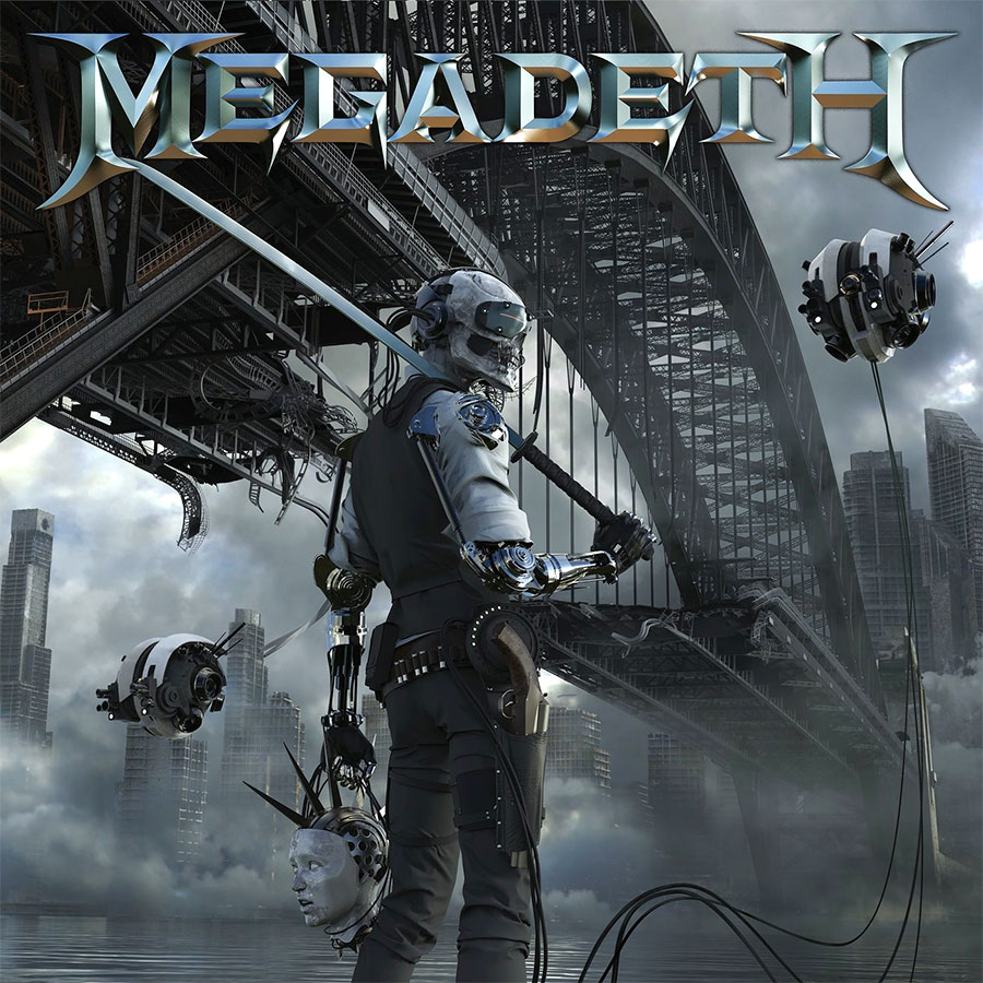 Megadeth 'Dystopia'