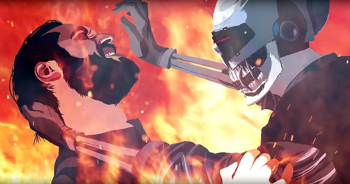 Megadeth y el vídeo de 'Dystopia'
