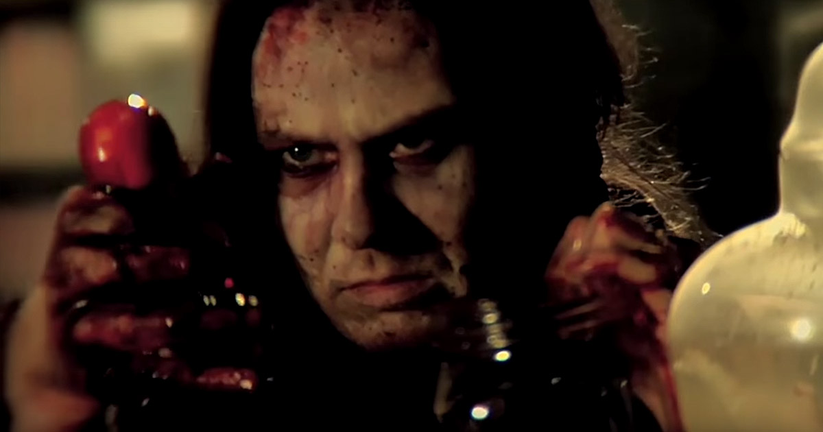 Mortiis y el vídeo de 'The Shining Lamp of God'