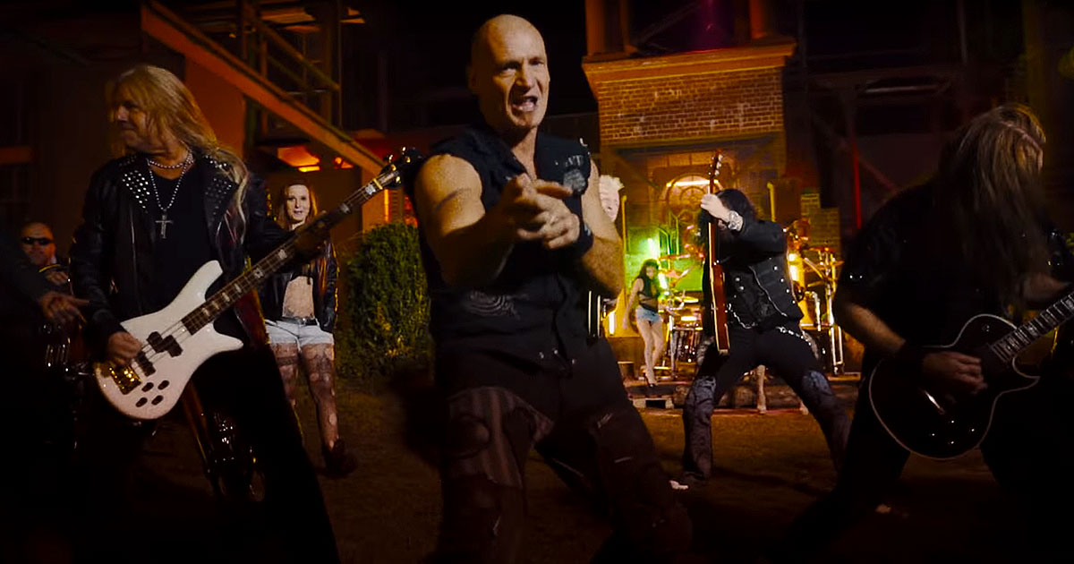 Primal Fear y el vídeo de 'Angels of Mercy'