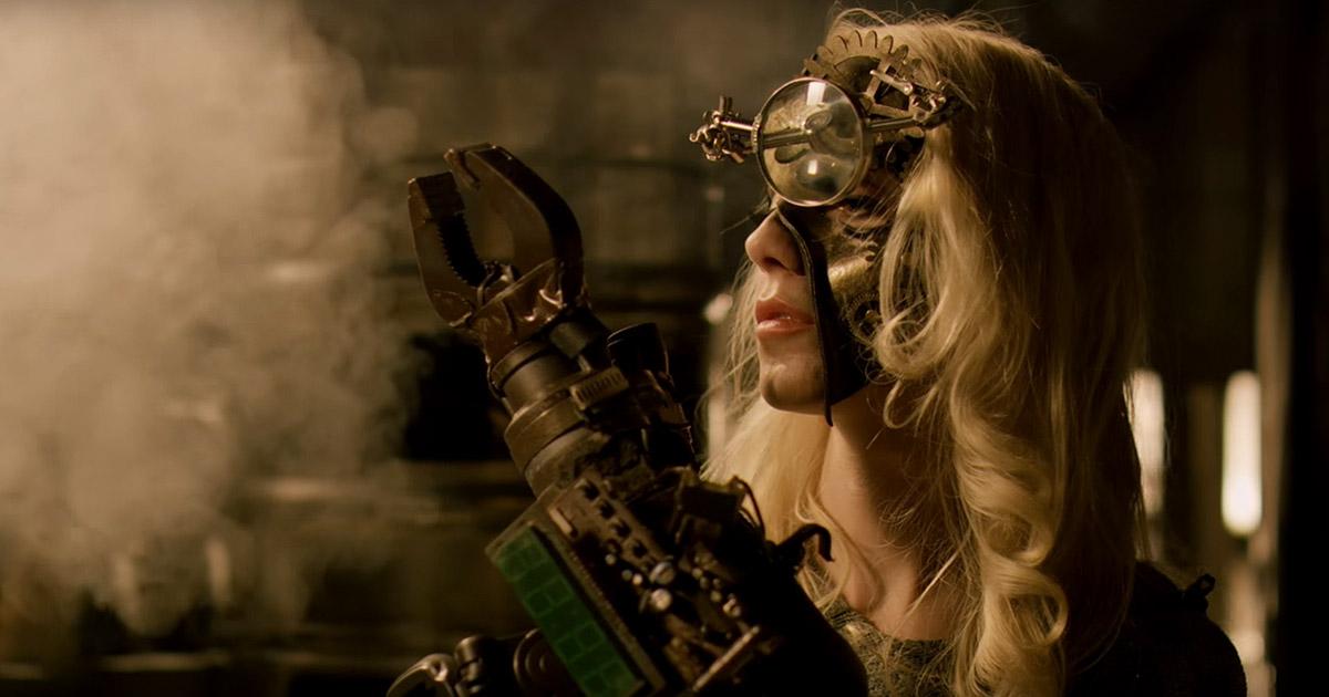 Queensrÿche y el vídeo de 'Eye9'