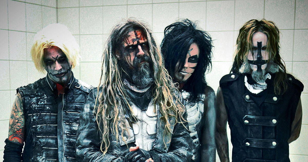 Rob Zombie estrena su nuevo single, 'Well, Everybody's Fucking In A U.F.O.'