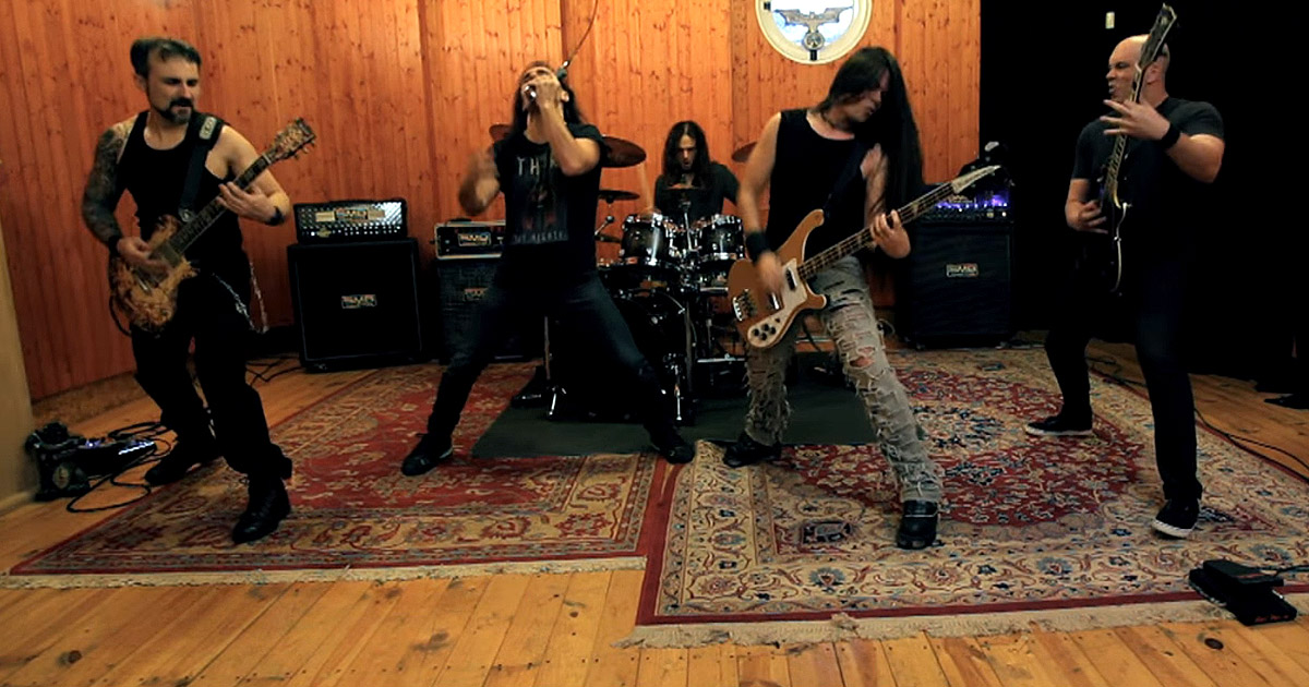 The Sweet Metal Band y el vídeo de 'Bleeding'