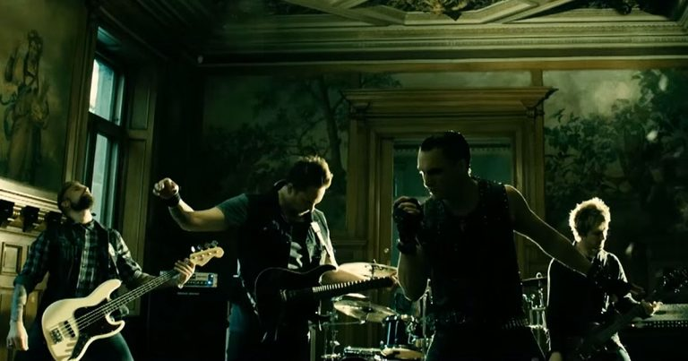 The Unguided y el vídeo de 'Enraged'