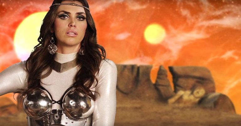 Wolfmother y el vídeo de 'Victorious'