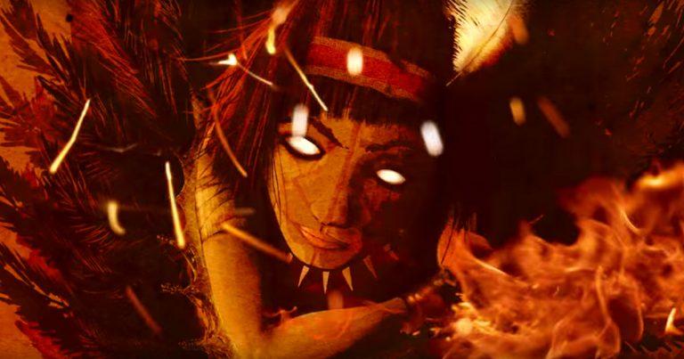 Burned Blood estrenan el primer single de su próximo EP, 'In The Eyes Of Ma'at'