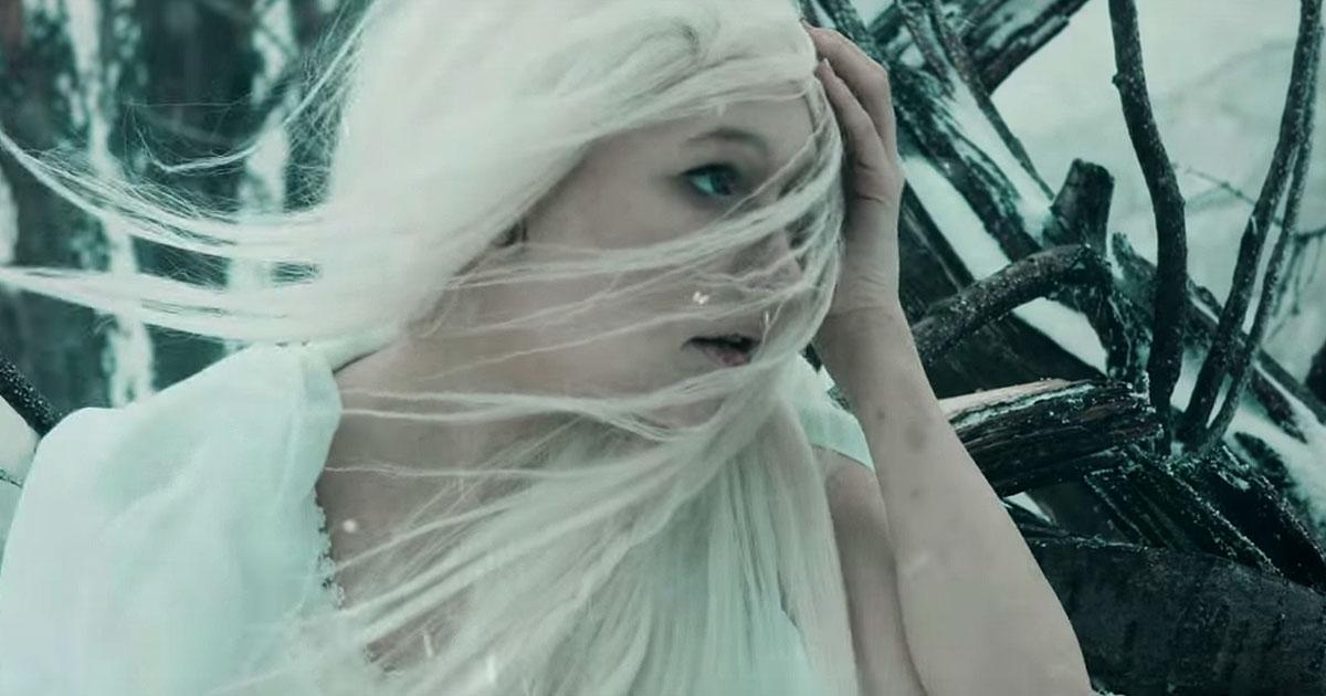 Caliban y el vídeo de 'Paralyzed'