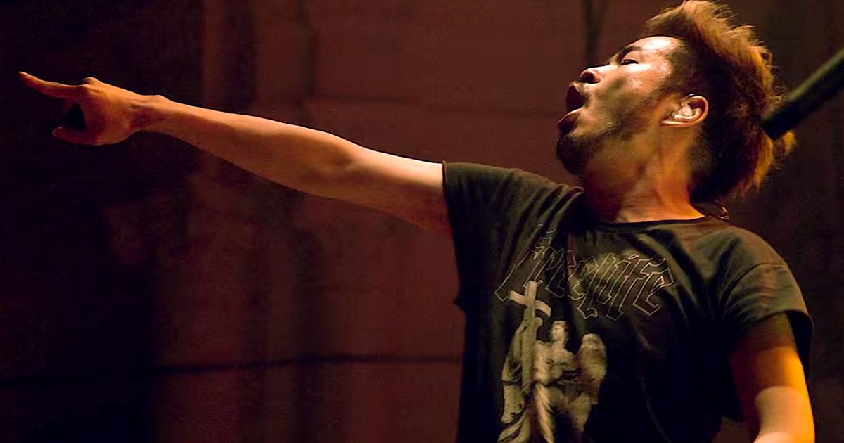 Crossfaith y el vídeo de 'Wildfire' con Benji Webbe (Skindred)
