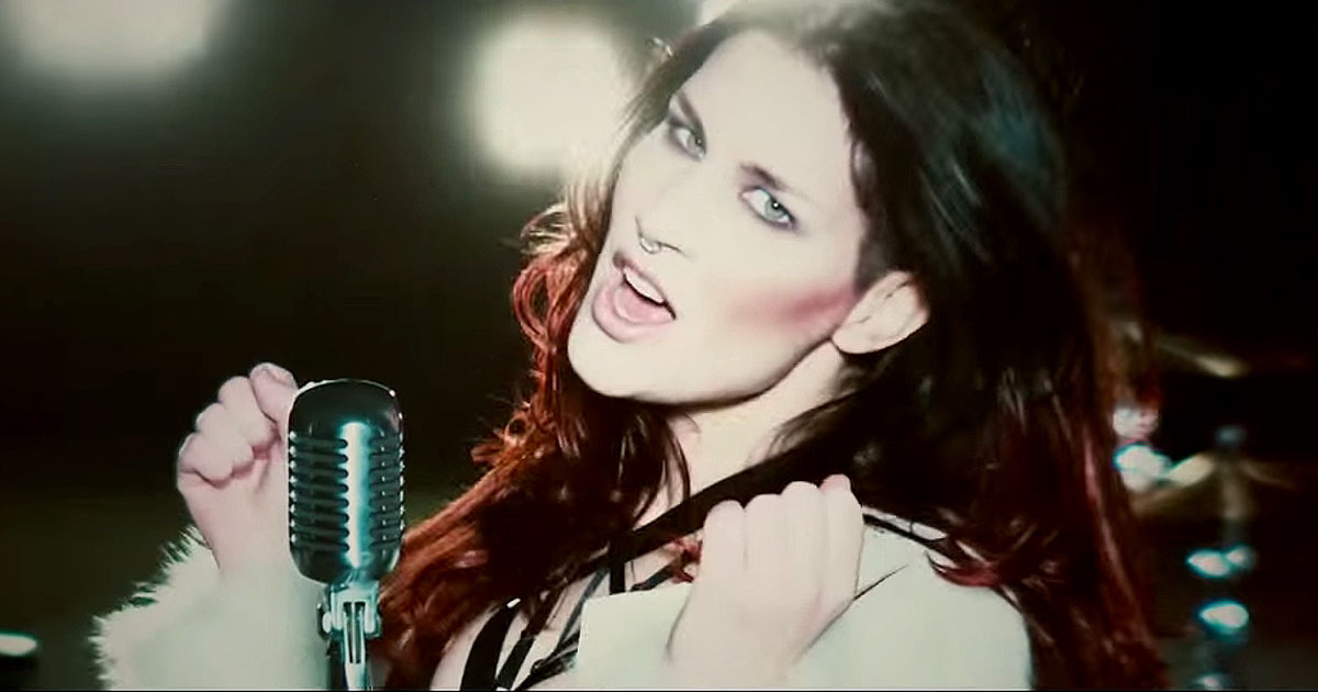 Delain y el vídeo de 'Suckerpunch'