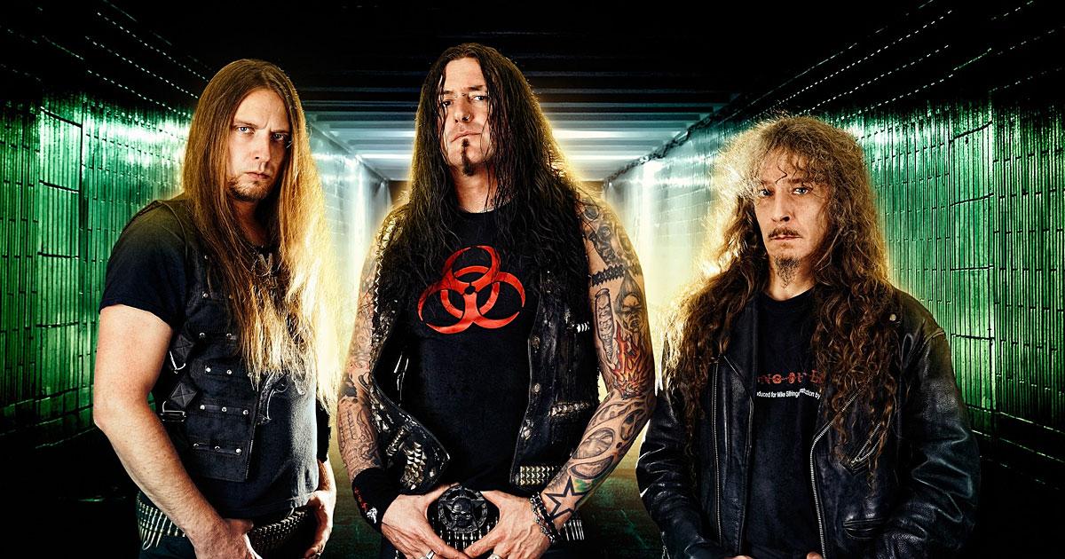 Destruction revelan portada de su próximo disco