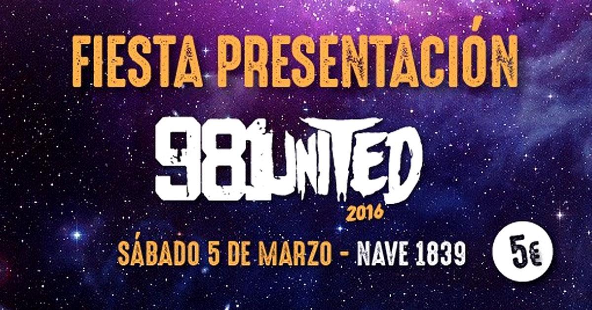 Esta semana arrancan los eventos del 981 United en A Coruña
