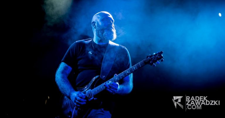 Fallece Piotr Grudzinski, guitarrista de Riverside