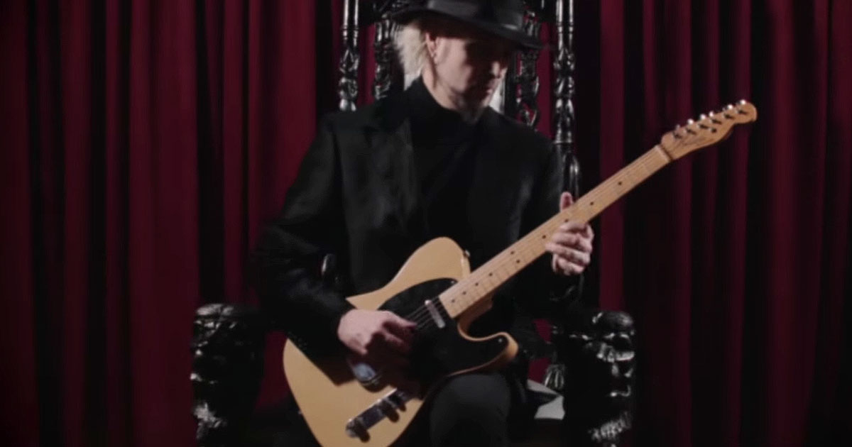 John 5 y el vídeo de 'Behind The Nut Love'