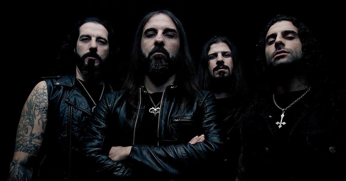 Los griegos Rotting Christ nos dejan escuchar su nuevo disco online