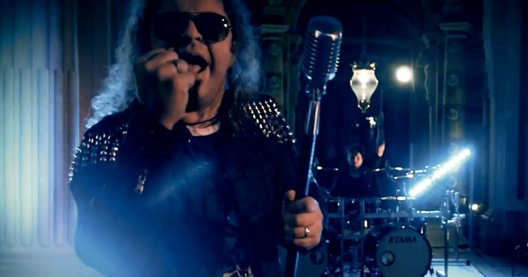 Mystic Prophecy y el vídeo de 'Metal Brigade'