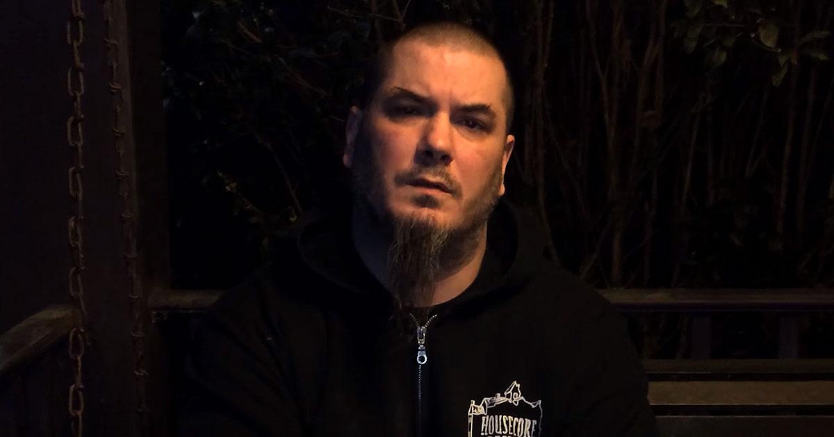 Phil Anselmo amaga con dejar Down tras el veto del Fortarock