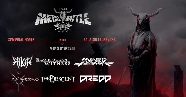 Semifinal Norte Metal Battle Spain: Ronda de entrevistas II