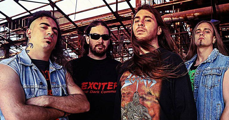 Suicidal Angels revelan portada de su nuevo disco