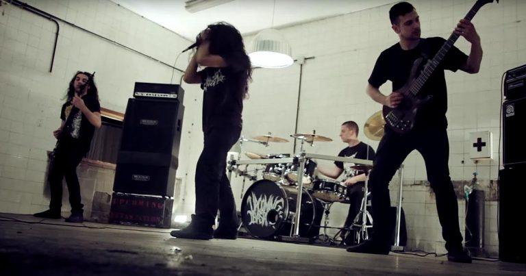 Upcoming Devastation y el vídeo de 'Human flesh'