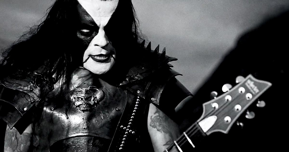 Abbath y el vídeo de 'Winterbane'