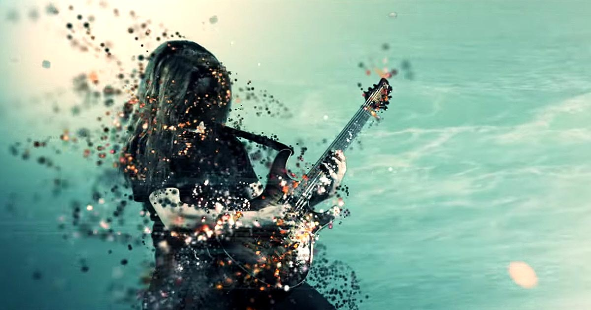 Arion y el vídeo de 'At The Break Of Dawn' con Elize Ryd