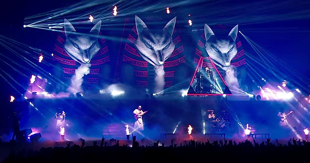 Babymetal y el vídeo de 'The One' (Live)