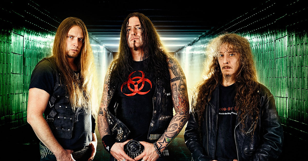 Destruction estrenan 'Second To None' en lyric video