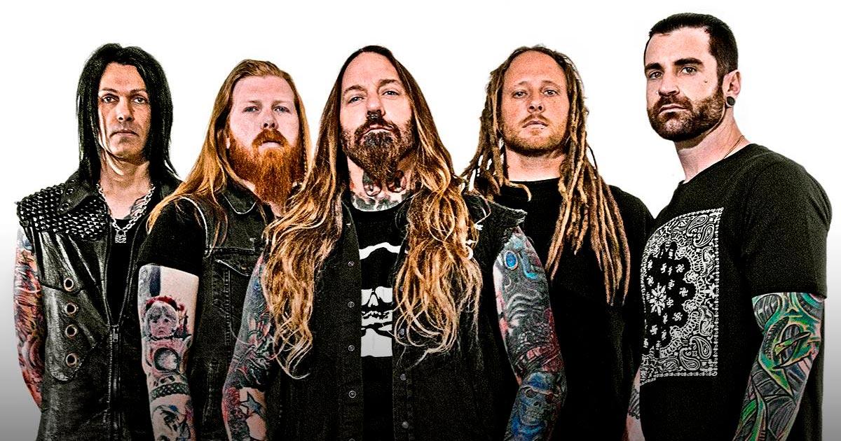 DevilDriver comparten 'Daybreak' como adelanto de su nuevo disco