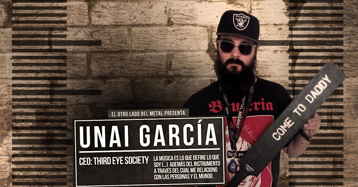 El otro lado del metal (XXXIII): Unai García