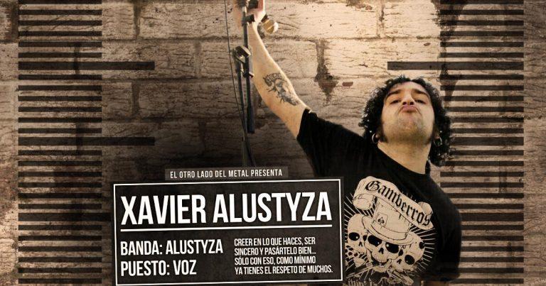 El otro lado del metal (XXXIV): Xavier Alustyza