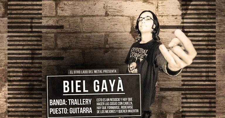El otro lado del metal (XXXV): Biel Gayà