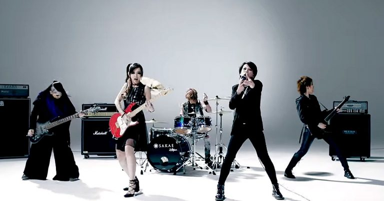 Exist†Trace y el vídeo de 'Dream Rider'