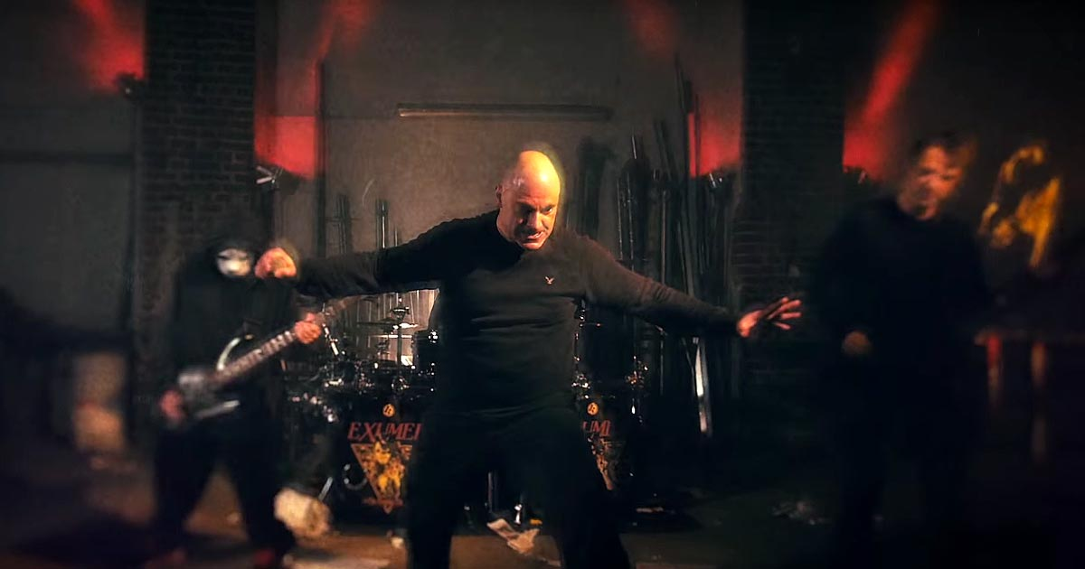 Exumer y el vídeo de 'Catatonic'