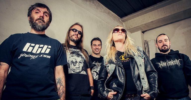 Haemorrhage presentan 'Forensick Squad', nuevo tema de su split con Rompeprop