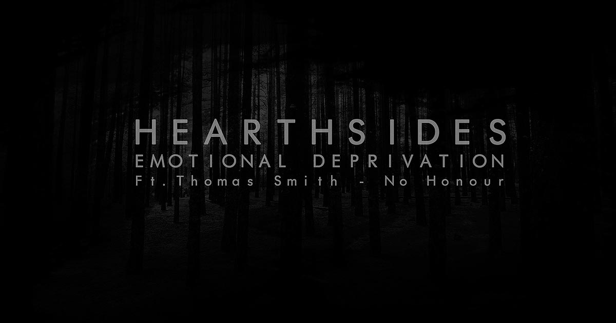 Hearthsides estrenan nuevo single, 'Emotional Deprivation'