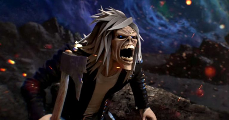 Iron Maiden estrenan un trailer de su juego, Legacy of the Beast