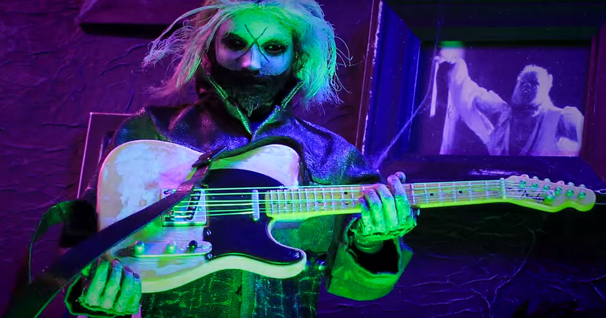 John 5 and the Creatures y el vídeo de 'Making Monsters'