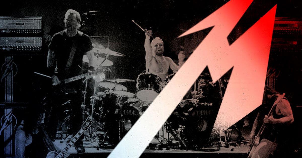 Metallica editarán en directo 'Liberte, Egalite, Fraternite, Metallica!'