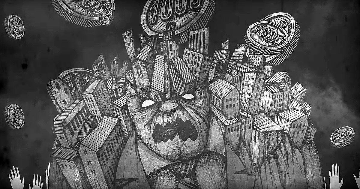 Napalm Death y el vídeo de 'Dear Slum Landlord'