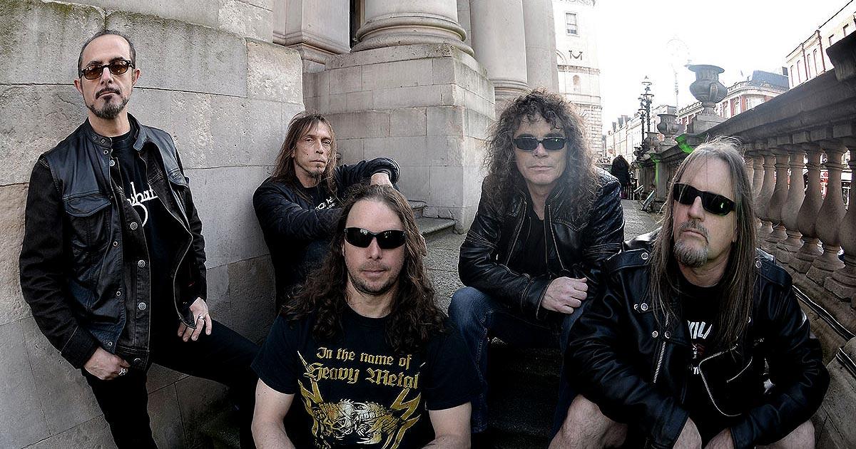 Overkill anuncian fecha de nuevo álbum