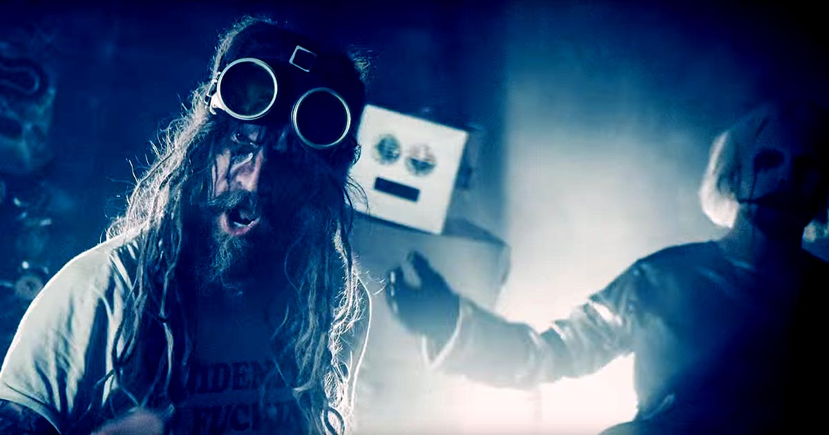 Rob Zombie 'Well, Everybody's Fu in a U.F.O.'
