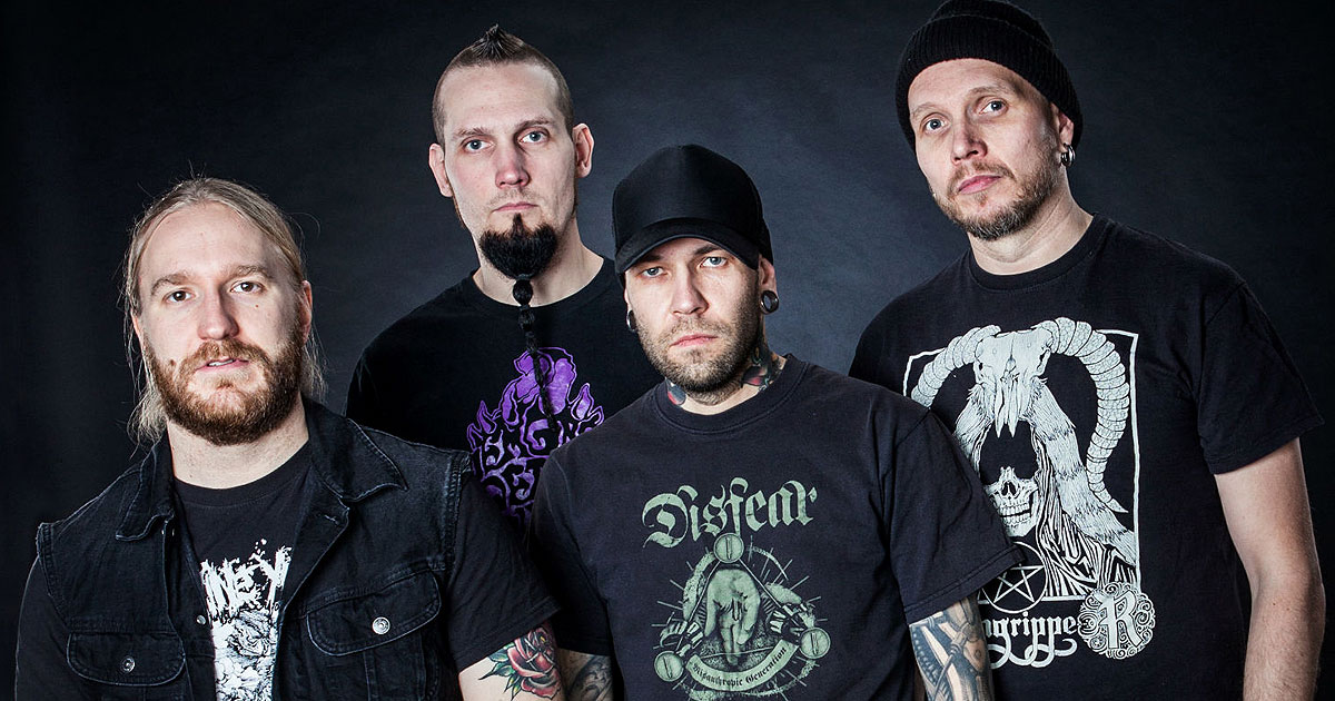 Rotten Sound adelantan su próximo álbum en streaming